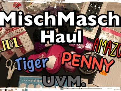 Misch Masch Haul (Tiger, Penny, Lidl, Amazon uvm.) Twinmarker, Eckenabrunder, Fiskars, DIY