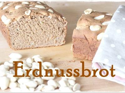 DIY |  Erdnuss Brot  | schnell & einfach - selber machen BackLounge Rezept