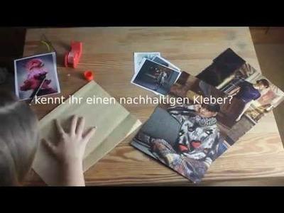 Geschenke nachhaltig verpacken | Weihnachtstürchen 16