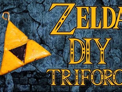 DIY Zelda - Triforce Anhänger