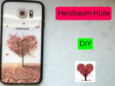 Herzbaum-Hülle -  DIY