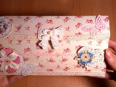 Craft Update 16 - Goodie Bags & Pocket Letter (nochmal mit dem alten Licht^^)