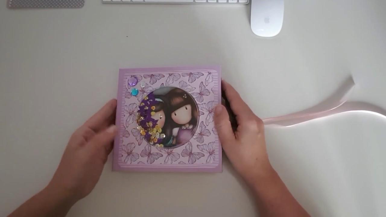 *Craft Update* Gorjuss Mini Album