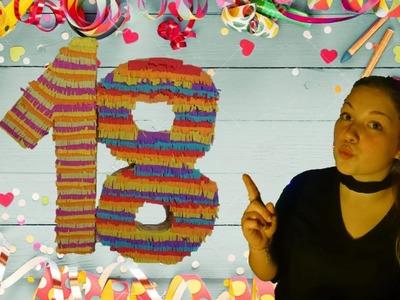 DIY Piñata. Das Highlight auf jeder Party ???? ????