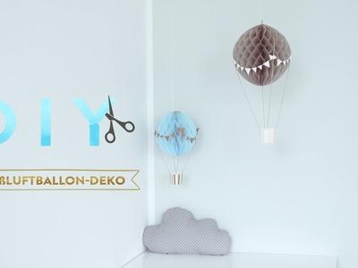 Heißluftballon Deko | WESTWING DIY-Tipps