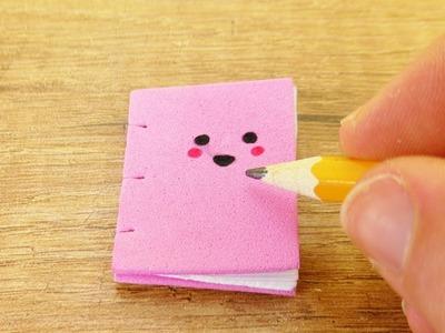 MINI KAWAII NOTIZBUCH DIY | süßes Heftchen für kleine Botschaften selber machen