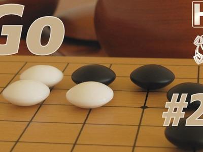 """Das Spiel Go - Tutorial #25 """"Tesuji - Shibori und Kranichnest"""" german deutsch HD PC"""