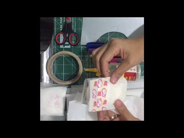 DIY Fraldas Babie Allive #artesemtalento