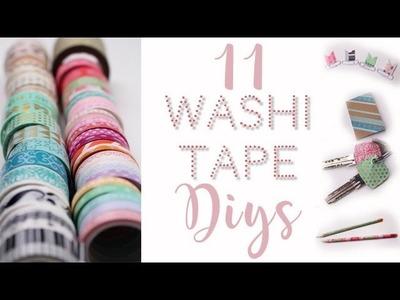 11 Diy-Ideen mit Washitape. *Handmadebyanni