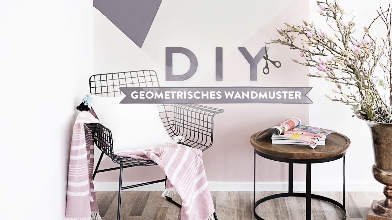 Geometrisches Wandmuster   WESTWING DIY-Tipps