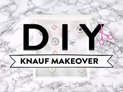 Knauf Makeover | WESTWING DIY-Tipps