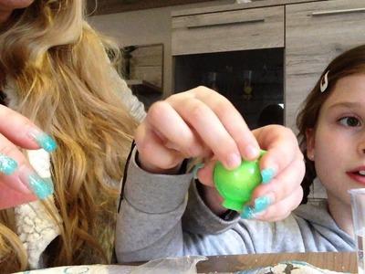 DIY Coole Flummis selbermachen - kinderleicht
