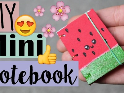 DIY mini NOTEBOOK | My Lifestyle ♥