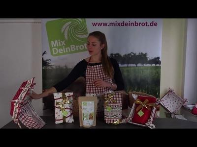Weihnachtsgeschenke 2016 MixDeinBrot