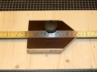 Markierungsmessgerät. Marking gauge - diy