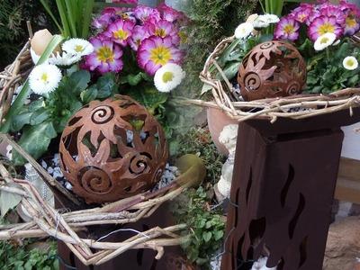 DIY: Blumen-WERKSTATT; Kranz + Schleife flechten, SELBER MACHEN; How-to,