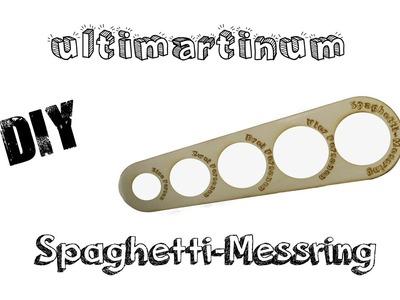 DIY Spaghettimaß aus Holz mit Laser Cutter | Deutsch
