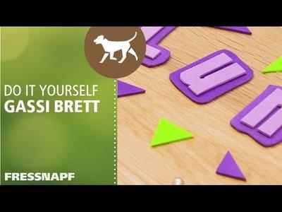 DIY: Gassibrett für Hunde | FRESSNAPF