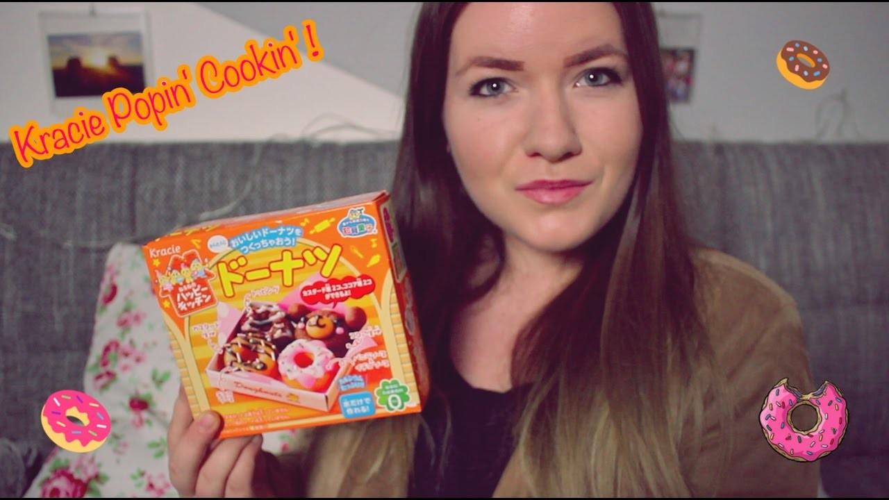 Kracie Popin' Cookin' - Japanische DIY Süßigkeiten! Soft Donuts.