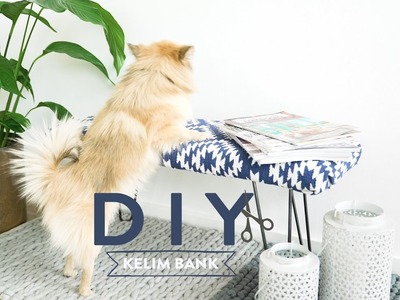 Kelim Bank | WESTWING DIY-Tipps