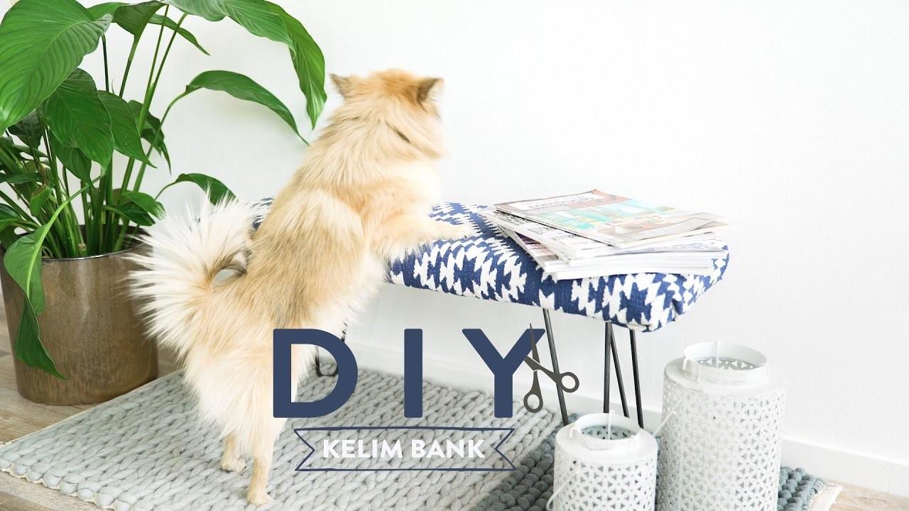 Kelim Bank | WESTWING DIY-Tipps