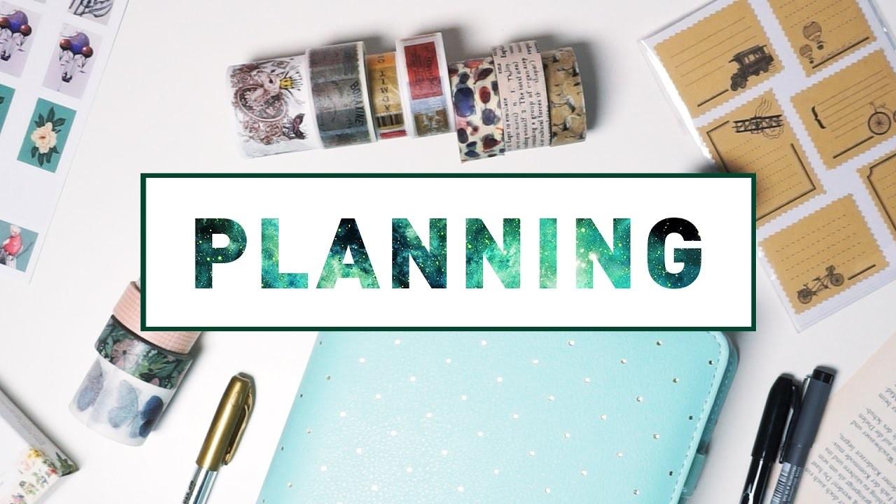 [Planning] Planner Update – 1.2017