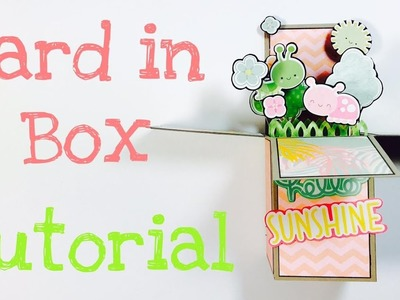 DIY Card in a Box [tutorial | deutsch]