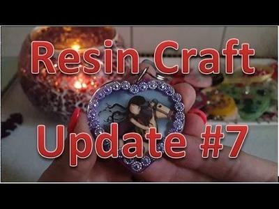 Resin Craft Update #7 Einhörner, Pferde und mehr +  Pocketletter