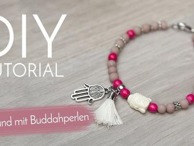Buddah Armband - DIY Anleitung - Perlenladen Online