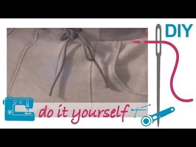 "DIY Hosen kreativ abwandeln – aus unserem Nähbuch ""Hoggings"" – Zierstoff Schnittmuster"