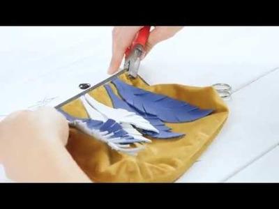 How-to: Taschenbügel anbringen
