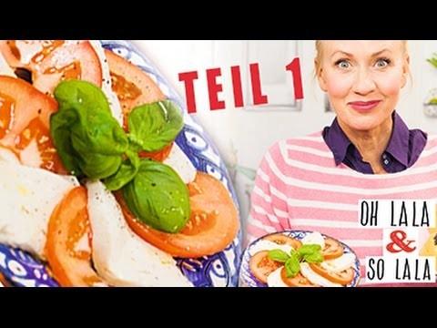 Leichtes Frühlings & Sommer Essen * Mozzarella selber machen * vegan * gesund * Tutorial * DIY