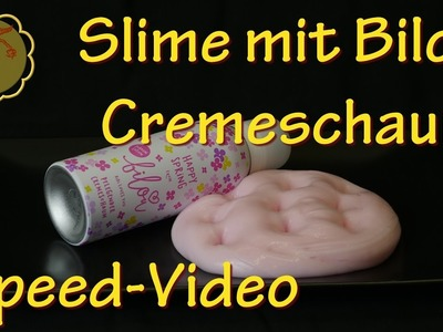 Speed-Video: Slime mit Bilou-Cremeschaum selber machen - DIY