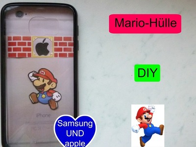 Super-Mario-Hülle - DIY (Samsung & apple)