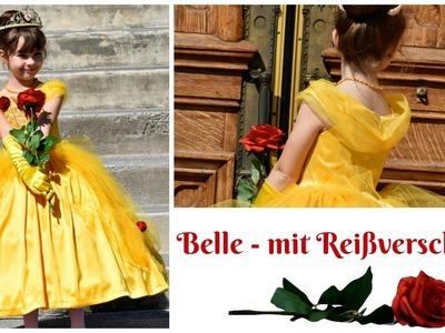 Ein Prinzessinnenkleid selber nähen - Belle DIY