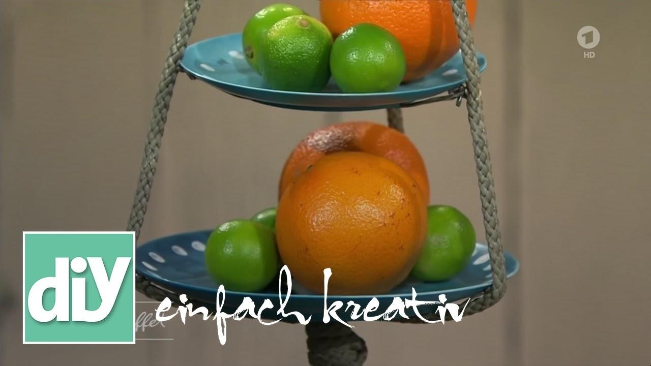 Etagere aus Omas Keramik | DIY einfach kreativ