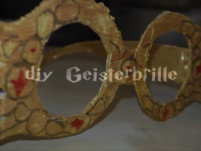 Harry Potter DIY Geisterbrille | Luna Lovegood1503