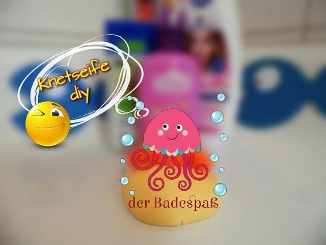 Knetseife diy - Badespaß nicht nur für Kinder | Fafolia