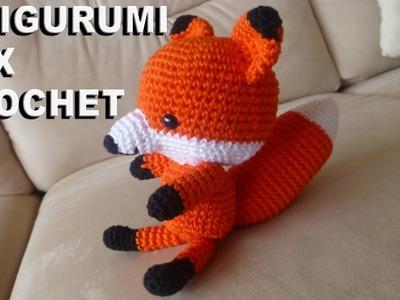 Amigurumi Fuchs Häkeln. Teil I