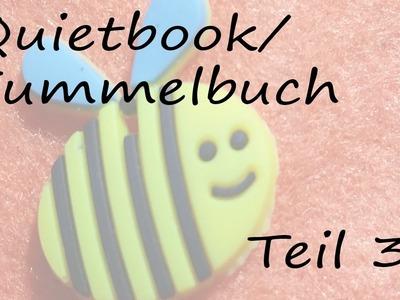 DIY: Quiet Book. Fummelbuch für Kinder (Teil 3)