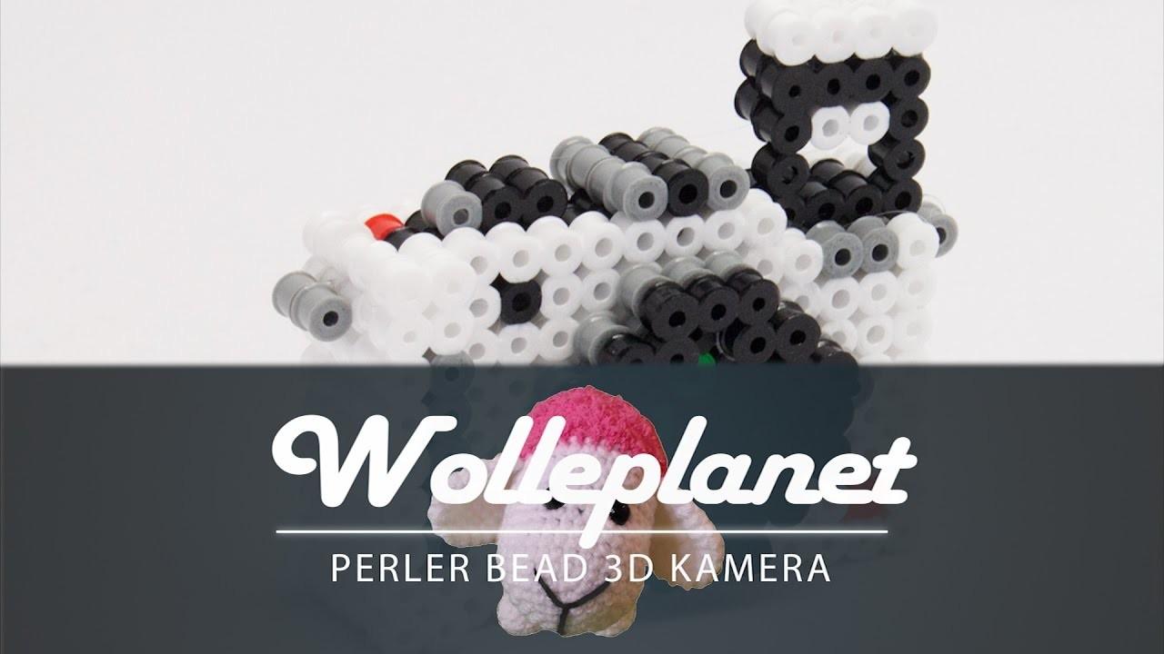Perler Bead 3D Kamera