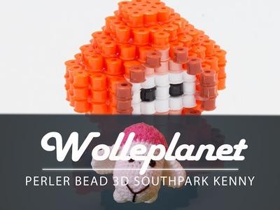 Perler Bead 3D Kenny