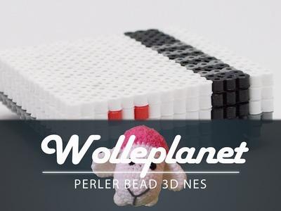 Perler Bead 3D NES