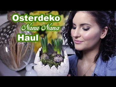 OSTERDEKO Nanu Nana Haul + Mini DIY | QuiteMaddy