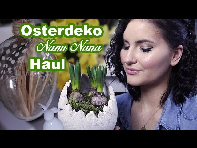 OSTERDEKO Nanu Nana Haul + Mini DIY | QuiteMaddy